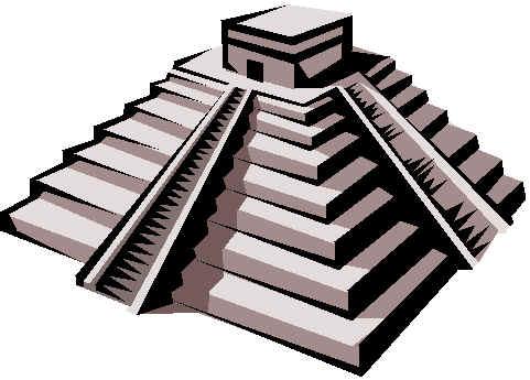 481x345 Aztec Clipart Maya
