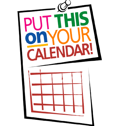 385x404 Mark Your Calendar Clip Art University Of The District Of Columbia