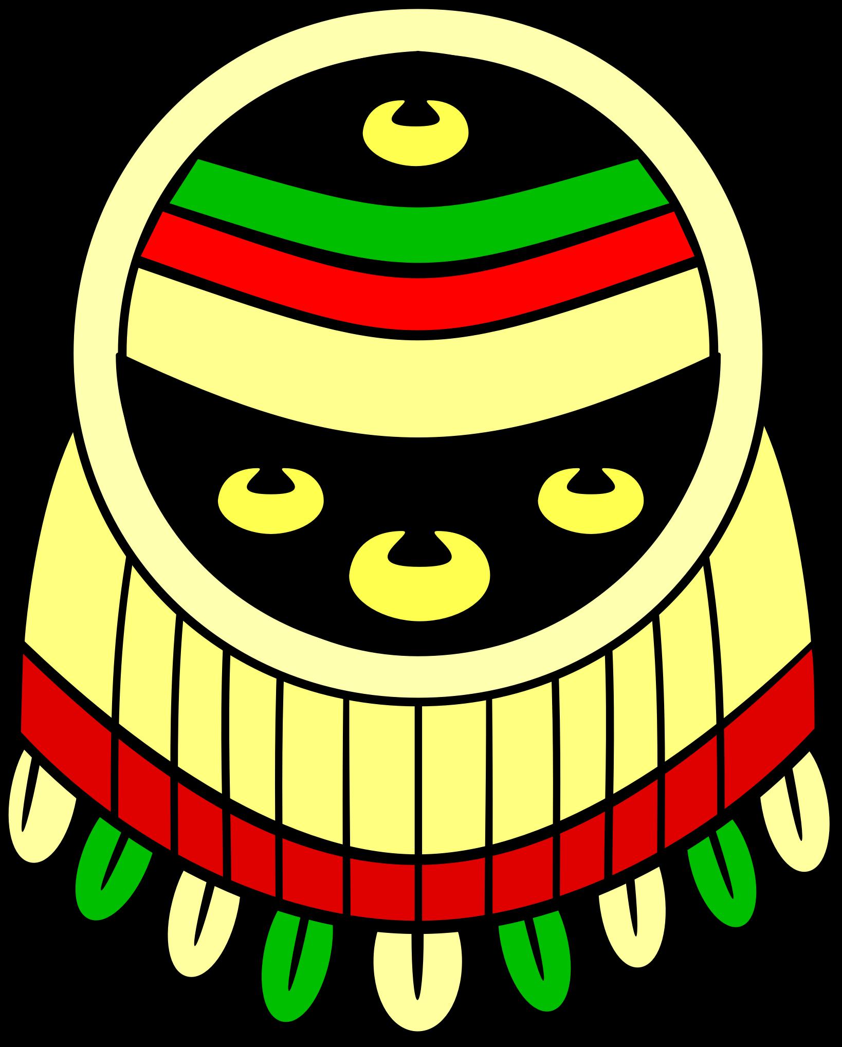 1638x2037 Aztec Clipart Transparent