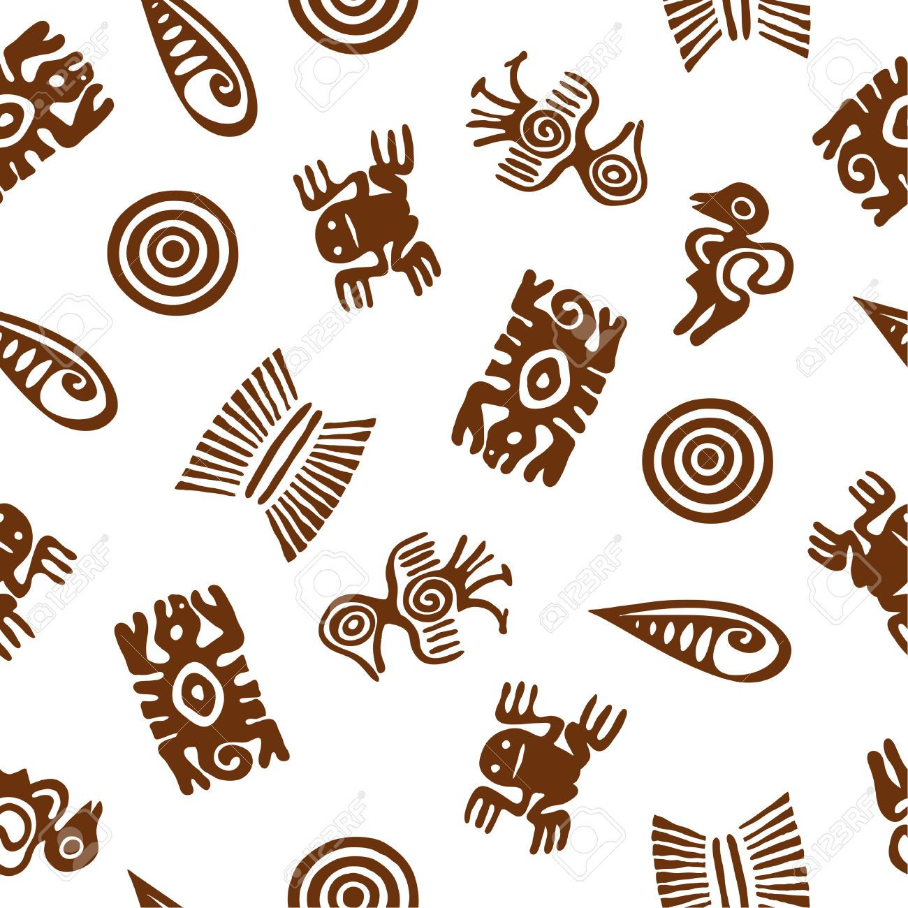 1300x1300 Image Result For Aztec Patterns Animals Jewelry