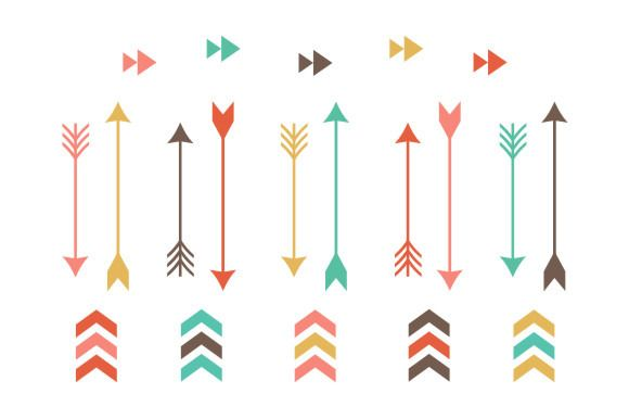 580x386 Tribal Arrow Clip Art Tribal Arrows, Clip Art And Arrow