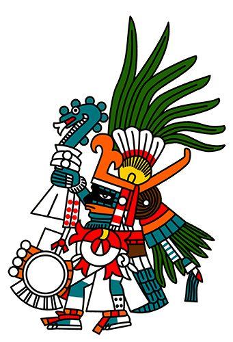Aztec Sun Clipart