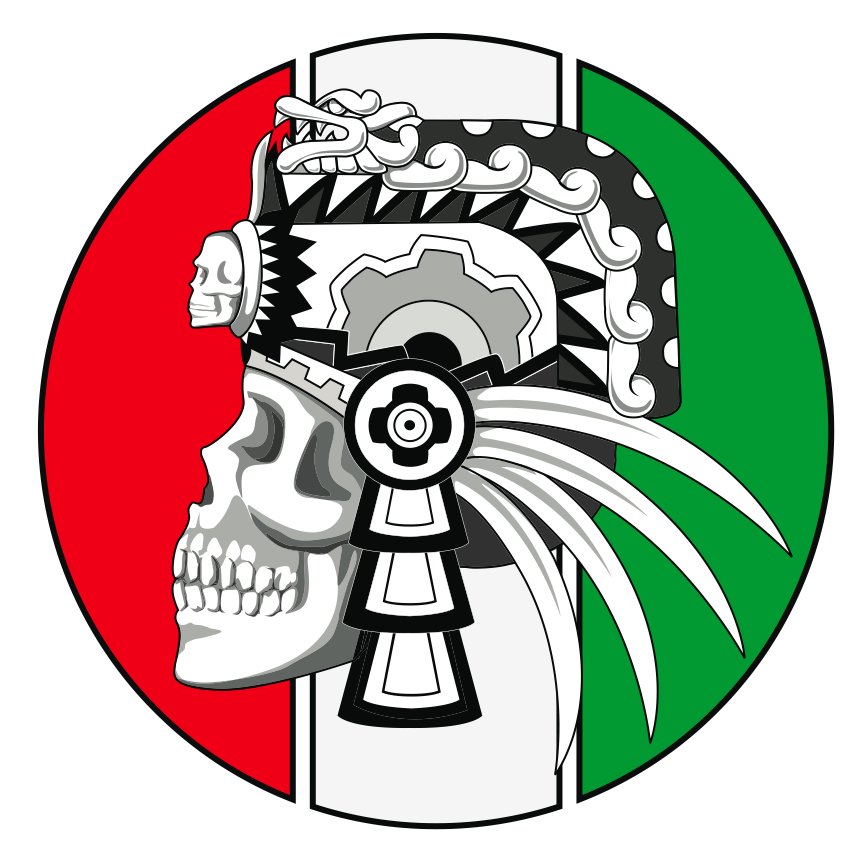 864x864 Aztec Warriors Soccer Mascot By Realm Of Rain
