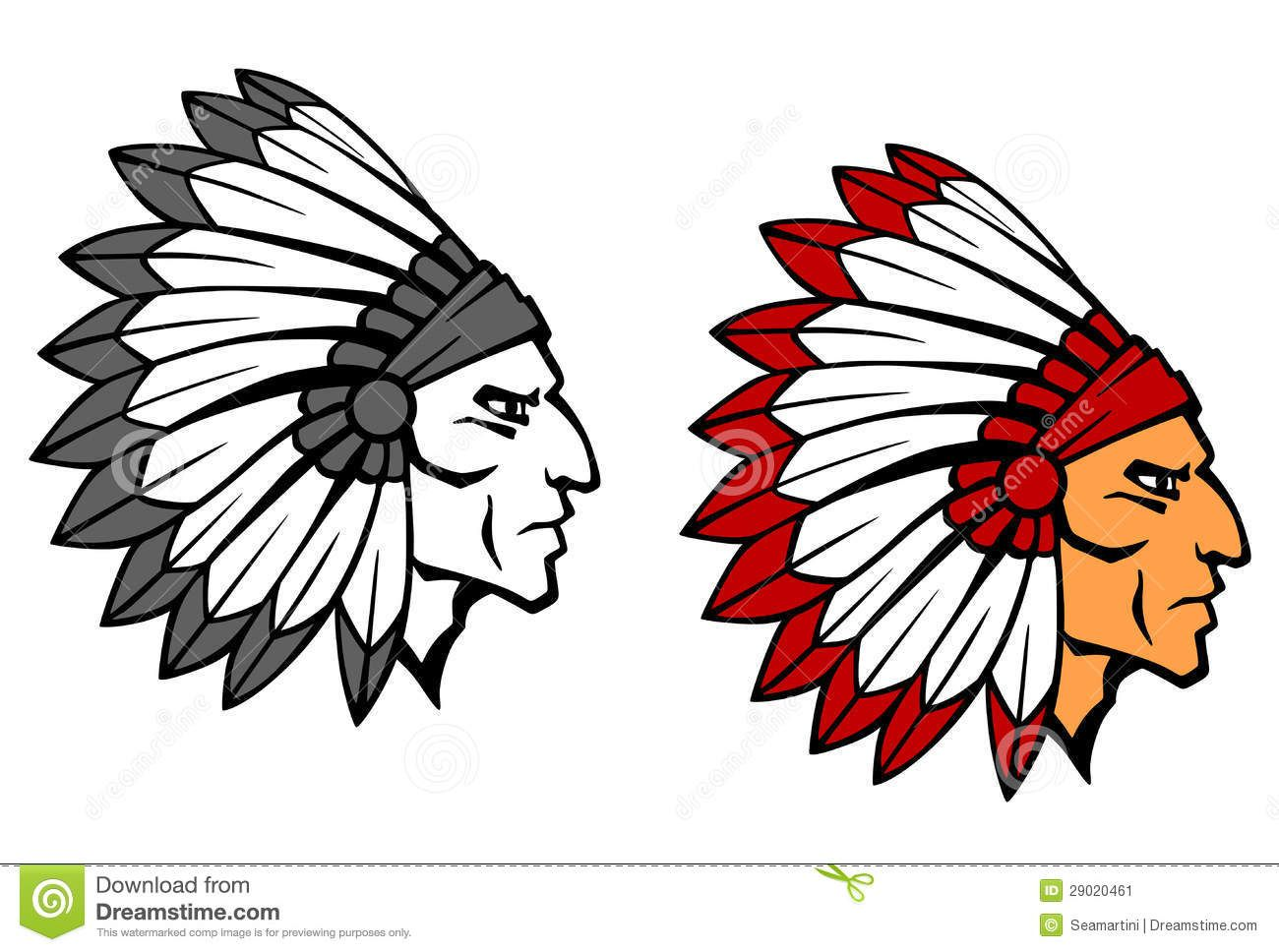 1300x968 17 Best Indian Mascots Images On Clip Art