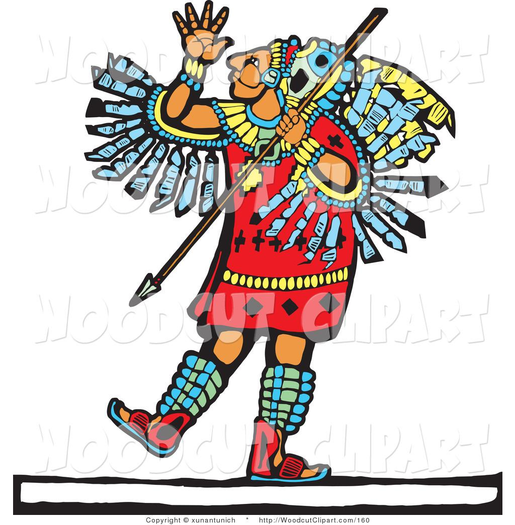 1024x1044 Warrior Spear Clipart