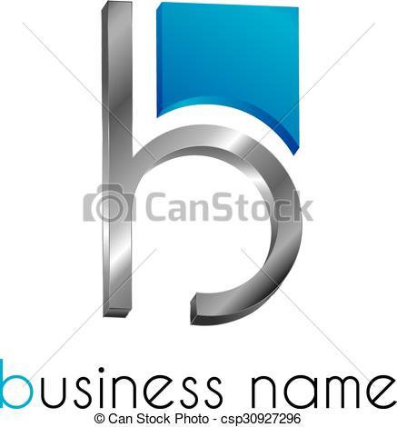 437x470 Letter Logo B Eps Vectors