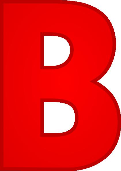 420x593 B Clipart Letter B Clip Art