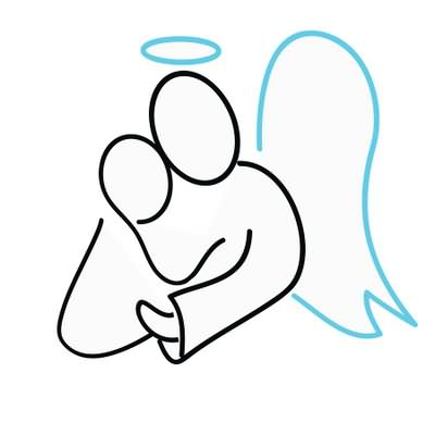 400x400 Guardian Angel Clipart