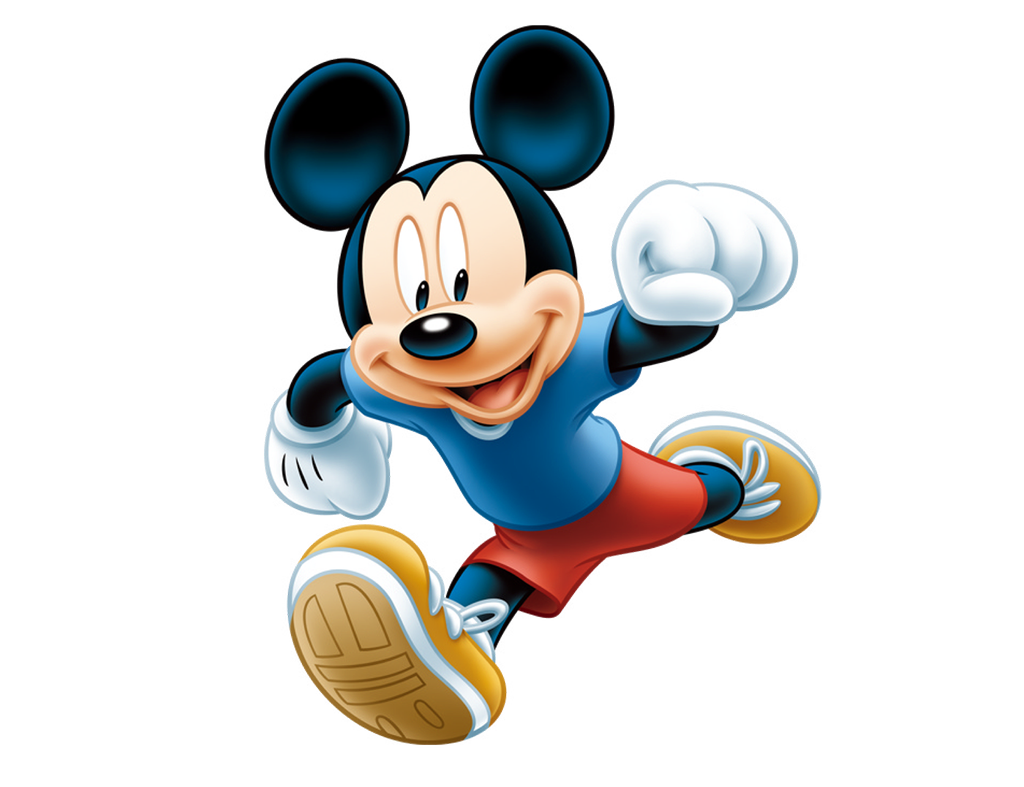 1024x787 Mickey Mouse Clip Art Images Black