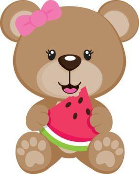 Baby Bear Clipart