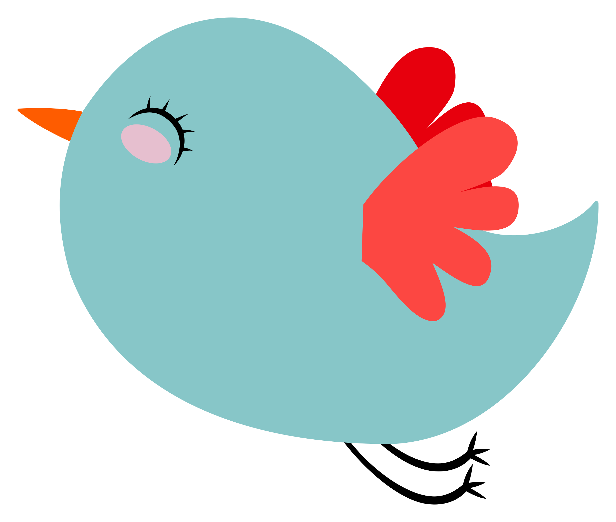 Baby Bird Clipart At GetDrawings