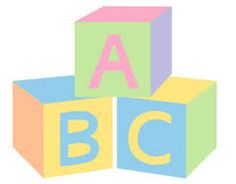 Baby Blocks Clipart