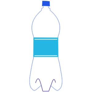 300x300 Bottle Clipart