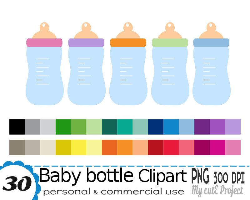 800x640 Baby Bottle Clipart