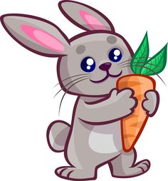 236x254 Cartoon Bunny Use These Free Images For Your Websites, Art