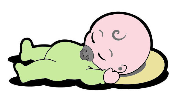 Baby Cartoon Clipart
