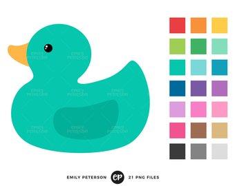 340x270 Rubber Duck Clip Art Duck Clipart Rubber Duck Digital