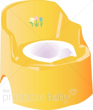 328x388 Baby Potty Clipart Baby Clothing Clipart