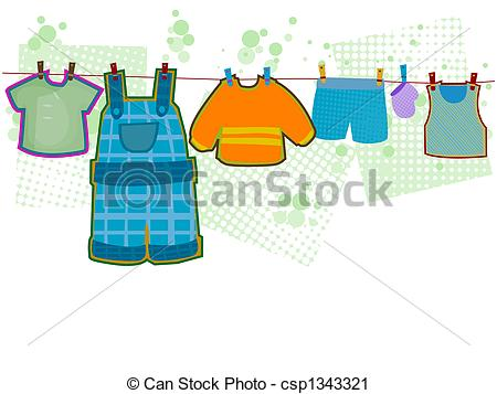 450x357 Baby Boy Clothes Clipart