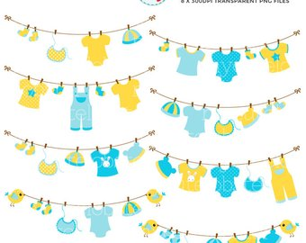 340x270 Baby Clothes Clipart Etsy