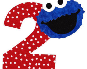 340x270 Cookie Monster Party Etsy