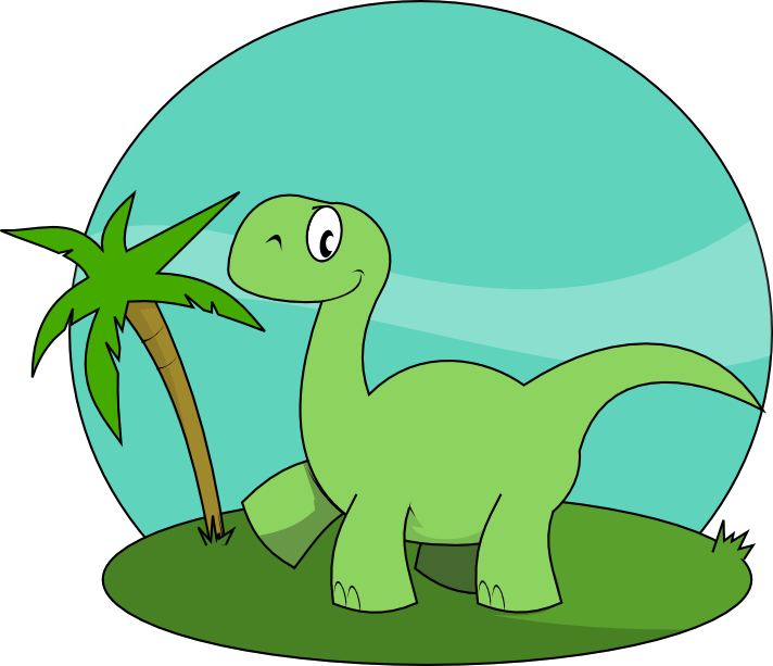 712x613 Dinosaur Clip Art Free Cute Cartoon Dinosaur Clip Art Aplic