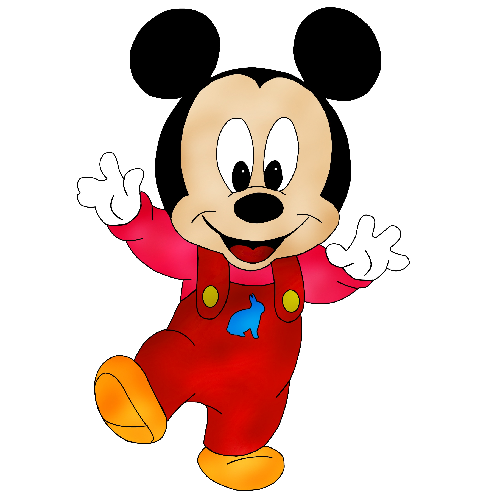 500x500 Mickey Mouse