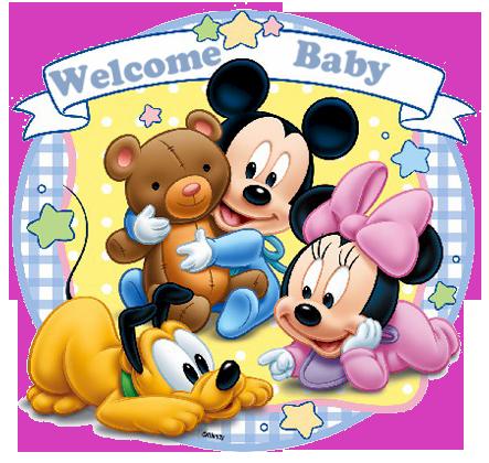 443x420 Disney Baby Clipart Disney Clip Art Disney Games Disney Comics