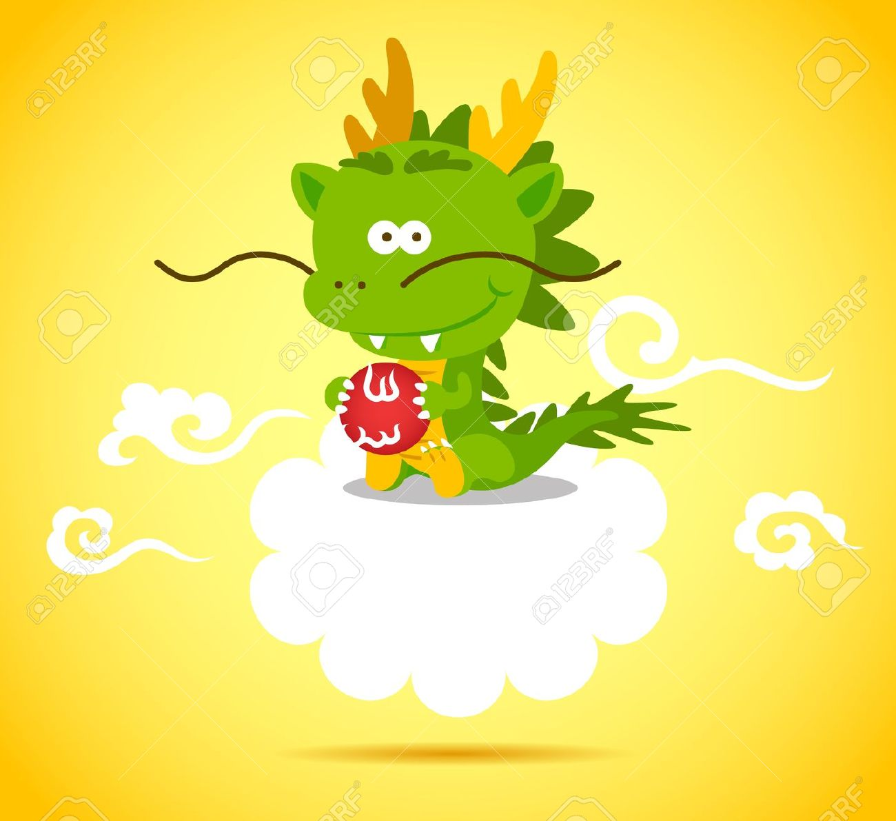 1300x1191 Chinese Dragon Clipart Chinese Baby
