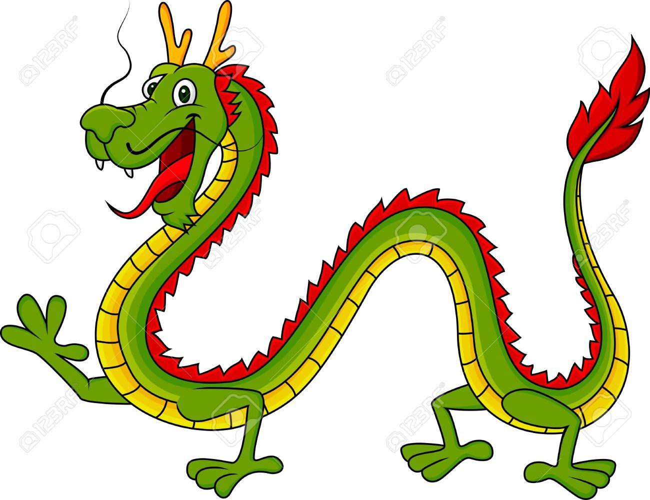 1300x1001 Cartoon Dragon Royalty Free Vector Clip Art. Cute Red Dragon