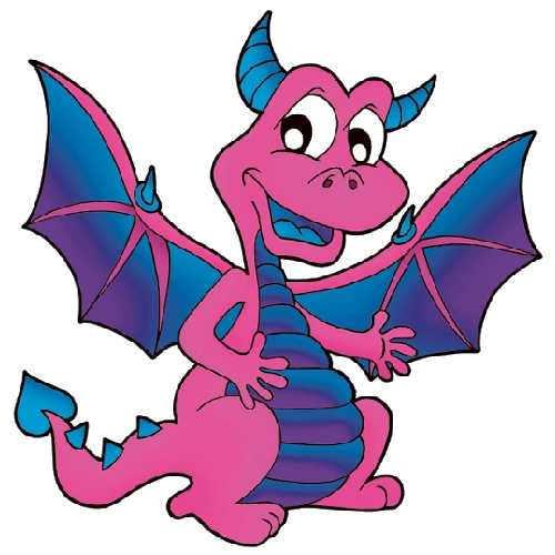500x500 Baby Dragons