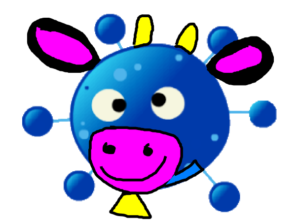 600x451 Baby Einstein Welligtion The Cow Clip Art