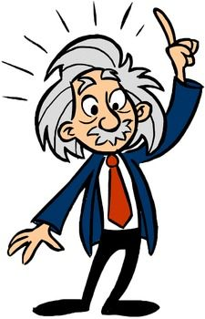 225x350 Einstein Clip Art School Logo, Einstein And Worksheets