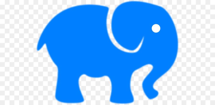 900x440 Elephant Baby Blue Clip Art