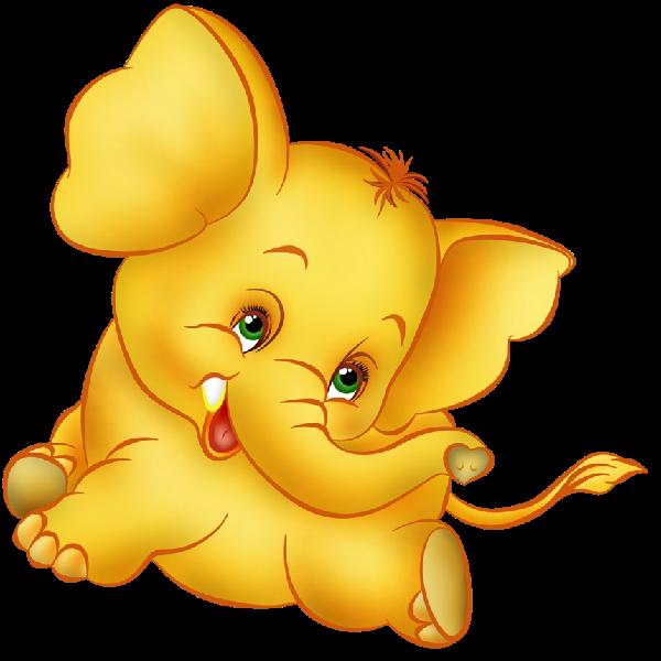 600x600 Funny Baby Elephant Clip Art Images.all Baby Elephant Cartoon