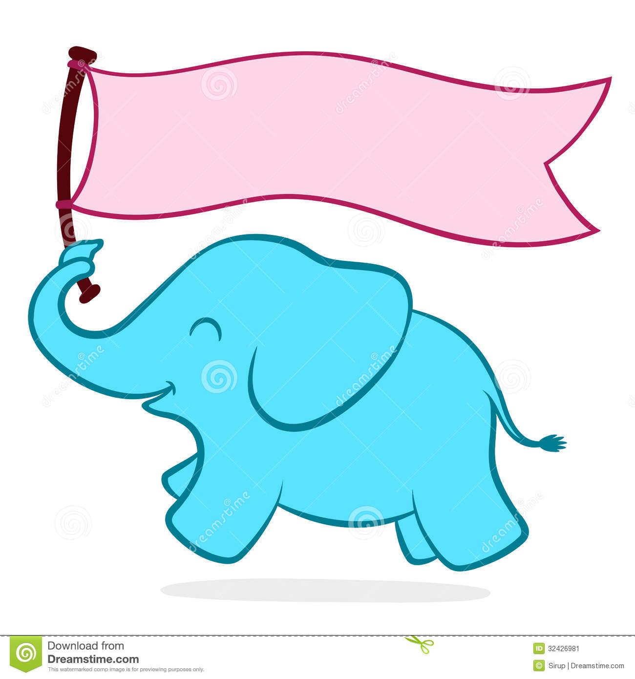1300x1390 Cute Baby Elephant Clipart