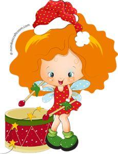 Baby Fairy Clipart