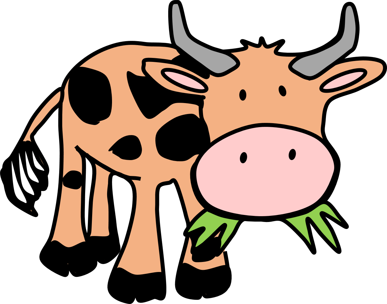 1268x997 Free Farm Animals Clipart Animales