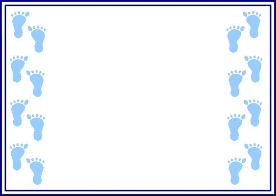 564x401 Baby Shower Border 2 Clip Art Purple Borders Clipart The Cliparts