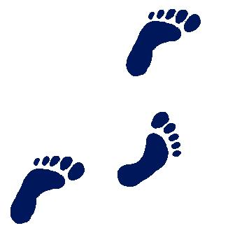 336x336 Image Of Baby Footprint Clipart