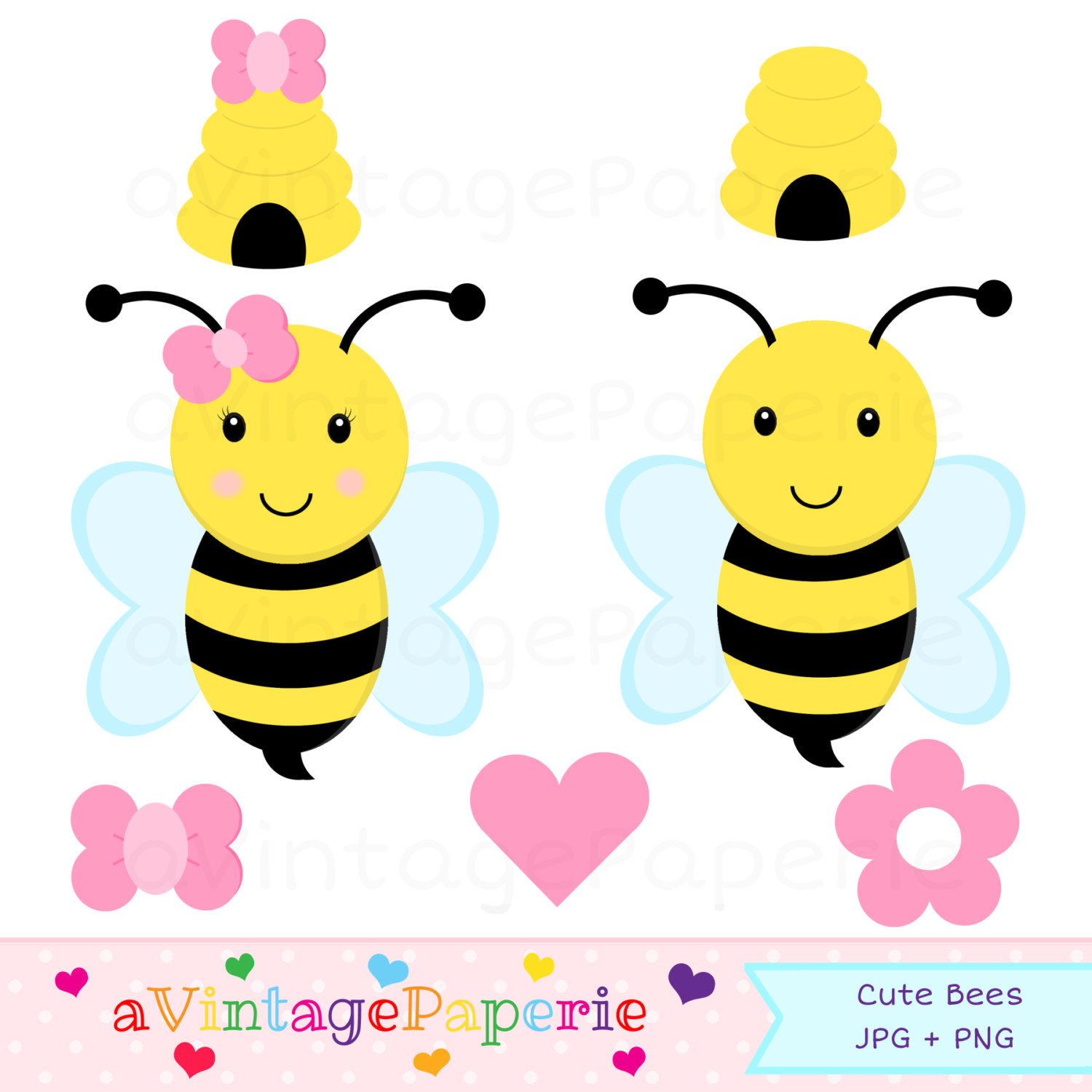 1500x1500 Bumble Bee Clipart Amp Bumble Bee Clip Art Images
