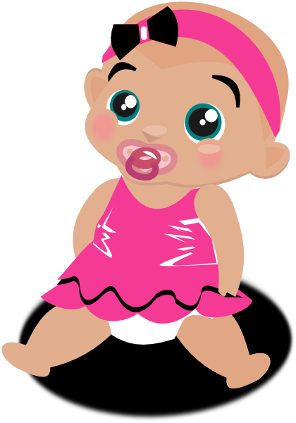 420x600 Baby Angel Clipart