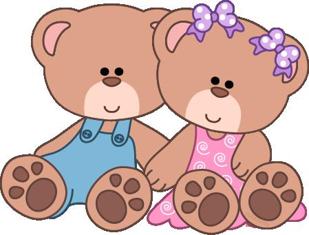 449x341 Cute Teddy Bear Clip Art Baby Girl Teddy Bear Clip Art Girl
