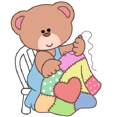 400x400 Baby Girl Clipart 1 Sewing Bear Images, Girl