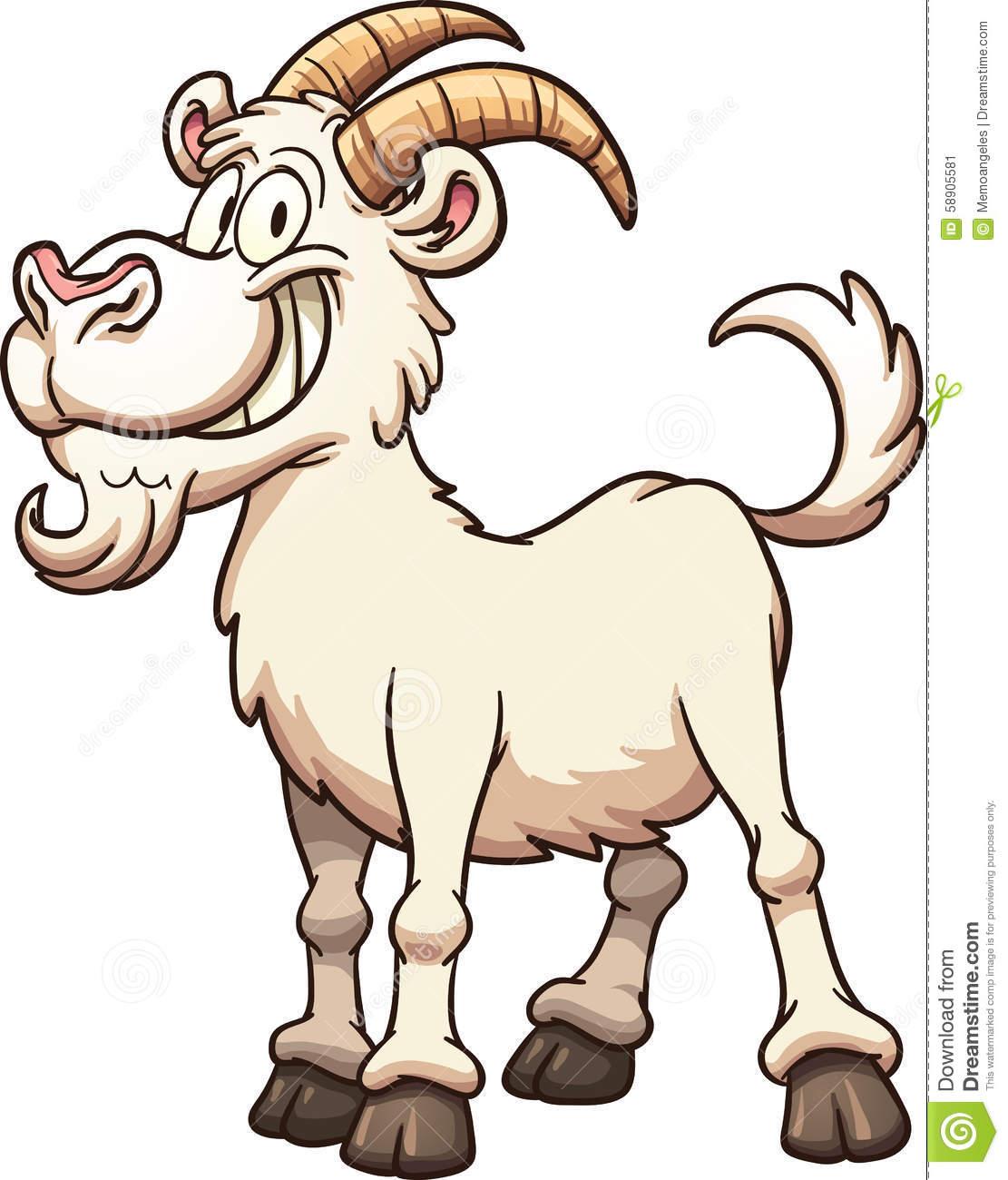 1111x1300 Impressive Goat Pictures Cartoon 6 Happy Vector Clip Art