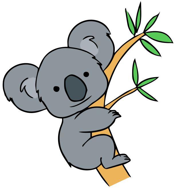 615x664 Baby Cube Koala Clipart, Explore Pictures