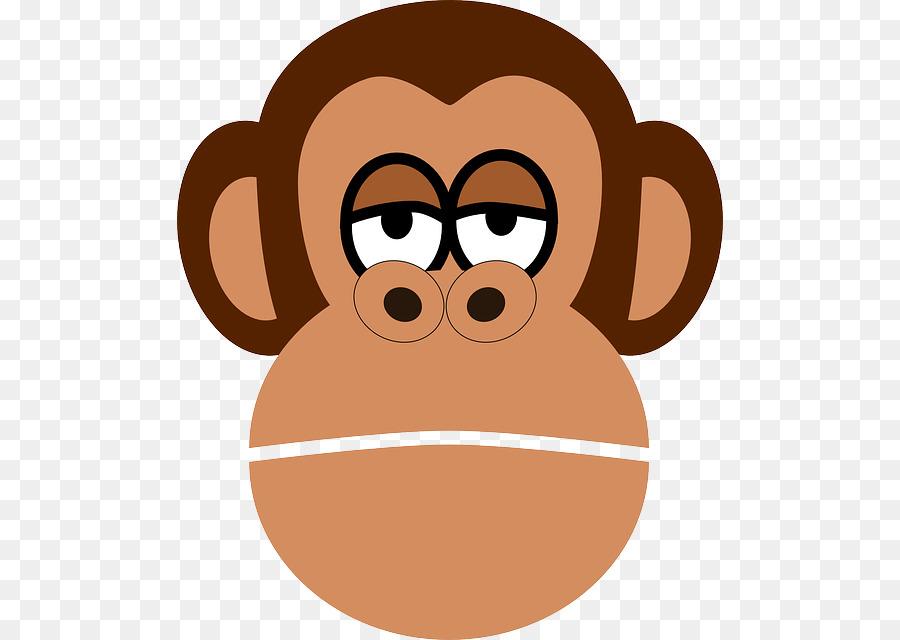 900x640 Chimpanzee Ape Baby Monkeys Clip Art