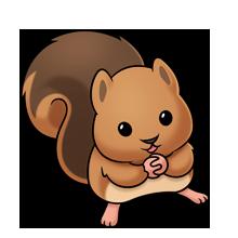 220x220 Esquirol Super Wings Baby Squirrel, Squirrel