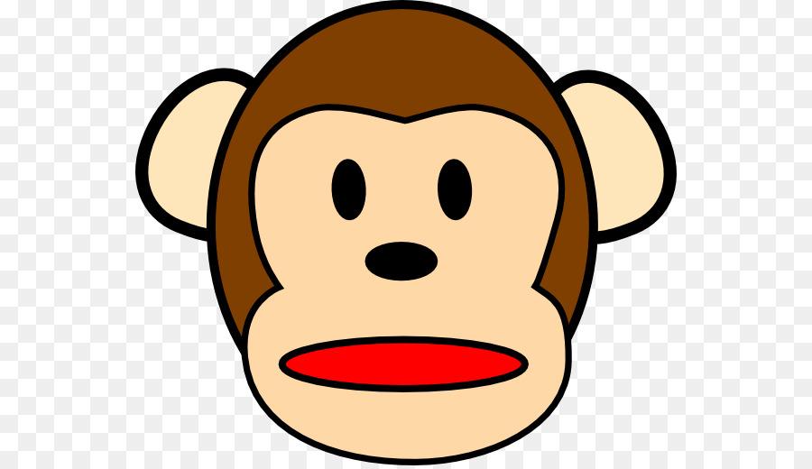 900x520 The Evil Monkey Clip Art