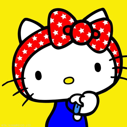 540x540 Respect The Kitty 1 Kt Kitty, Respect And Hello Kitty